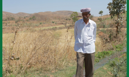A Well in Kotra: One Farmer Helping the Whole Community