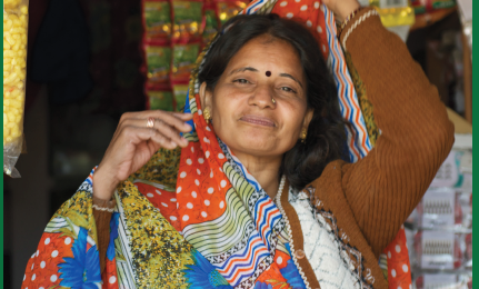 Nirmala's Shop: A New Venture with Seva Mandir's Help