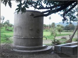 Tank System Constructed in Dhanodhar